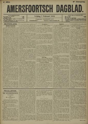 Amersfoortsch Dagblad 1908-02-07