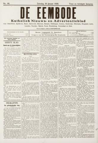 De Eembode 1909-01-30