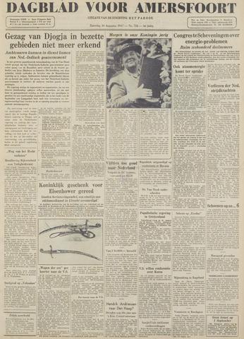 Dagblad voor Amersfoort 1947-08-30