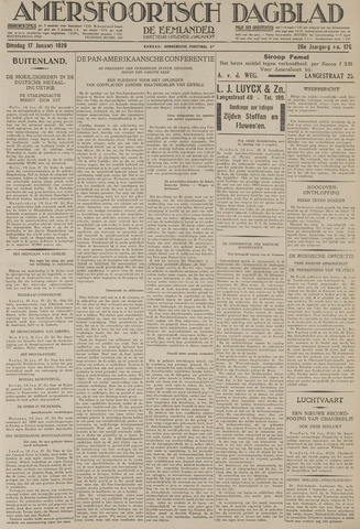Amersfoortsch Dagblad / De Eemlander 1928-01-17