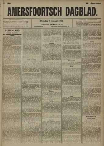 Amersfoortsch Dagblad 1912-01-09
