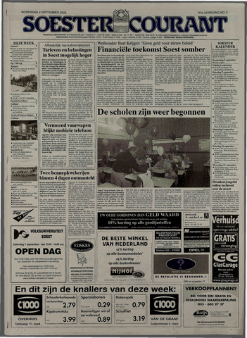 Soester Courant 2002-09-04