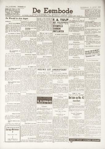 De Eembode 1937-06-15