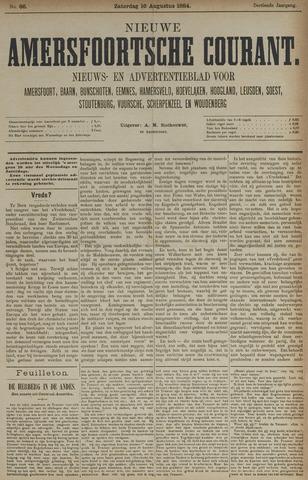 Nieuwe Amersfoortsche Courant 1884-08-16