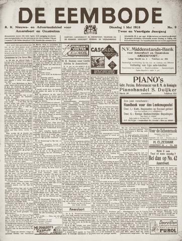 De Eembode 1928-05-01