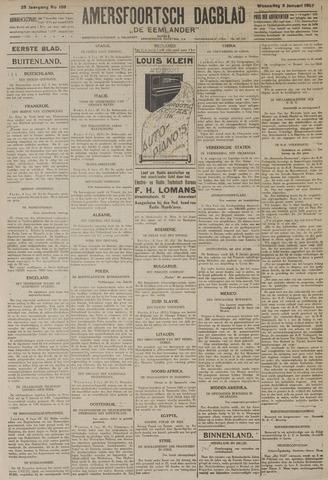 Amersfoortsch Dagblad / De Eemlander 1927-01-05