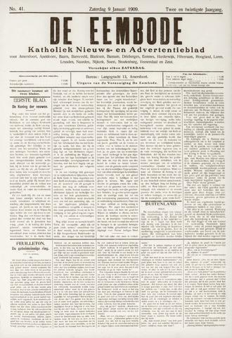 De Eembode 1909-01-09