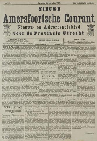Nieuwe Amersfoortsche Courant 1907-08-24