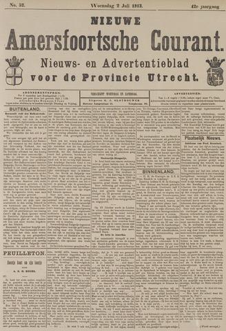 Nieuwe Amersfoortsche Courant 1913-07-02