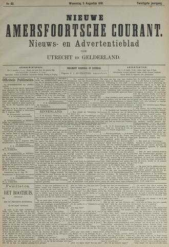 Nieuwe Amersfoortsche Courant 1891-08-05
