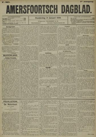 Amersfoortsch Dagblad 1909-01-21