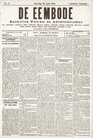 De Eembode 1904-04-23