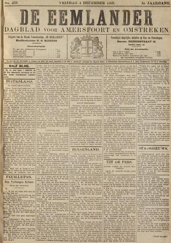 De Eemlander 1908-12-04