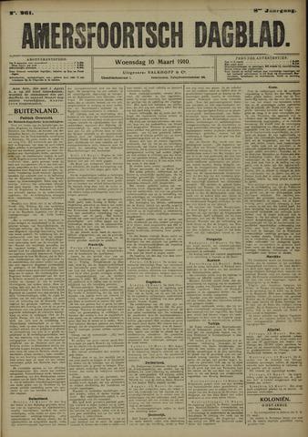 Amersfoortsch Dagblad 1910-03-16