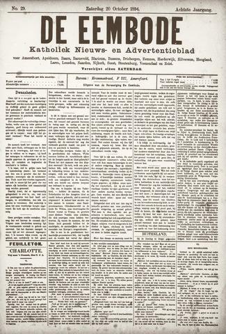 De Eembode 1894-10-20