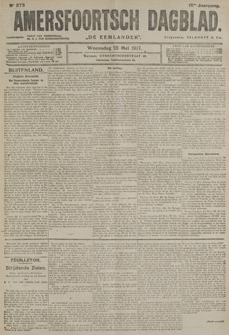 Amersfoortsch Dagblad / De Eemlander 1917-05-23