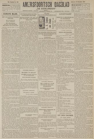 Amersfoortsch Dagblad / De Eemlander 1927-12-12