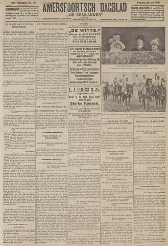 Amersfoortsch Dagblad / De Eemlander 1927-07-22