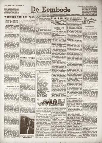 De Eembode 1938-09-24