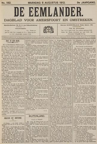 De Eemlander 1912-08-05