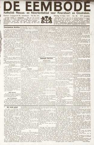 De Eembode 1917-09-18