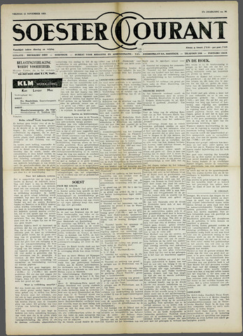 Soester Courant 1959-11-13