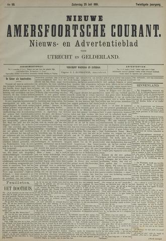 Nieuwe Amersfoortsche Courant 1891-07-25