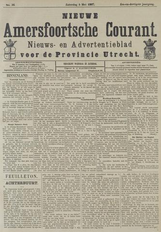 Nieuwe Amersfoortsche Courant 1907-05-04