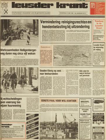 Leusder Krant 1983-05-19