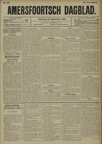 Amersfoortsch Dagblad 1909-09-28