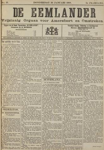 De Eemlander 1908-01-30