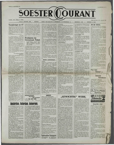 Soester Courant 1951-09-28
