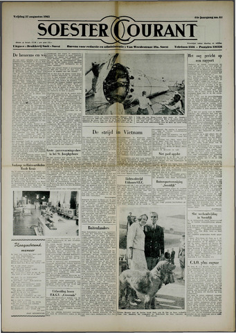 Soester Courant 1965-08-27