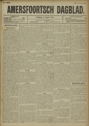 Amersfoortsch Dagblad 1907-04-12