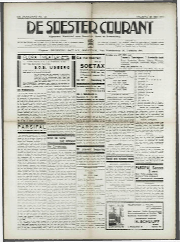 Soester Courant 1934-05-25
