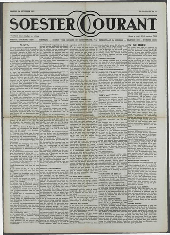 Soester Courant 1957-09-24