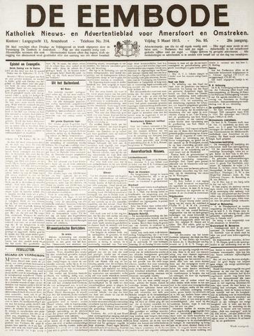 De Eembode 1915-03-05