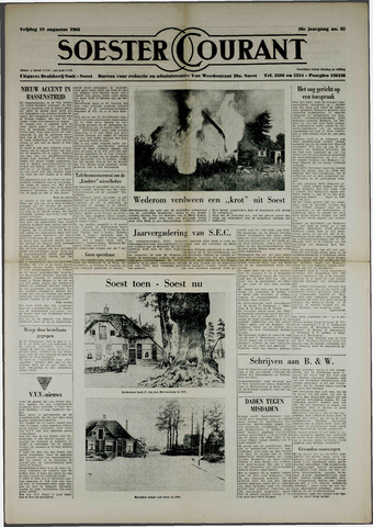 Soester Courant 1966-08-19