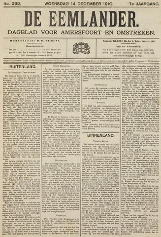 De Eemlander 1910-12-14
