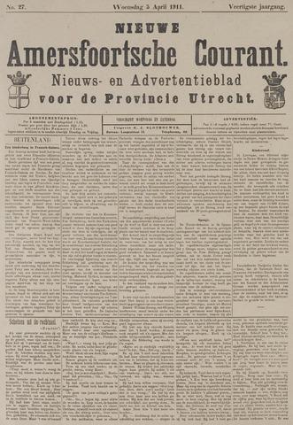 Nieuwe Amersfoortsche Courant 1911-04-05
