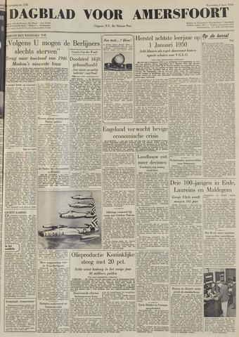 Dagblad voor Amersfoort 1949-06-08