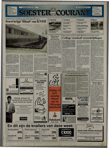 Soester Courant 1998-06-03