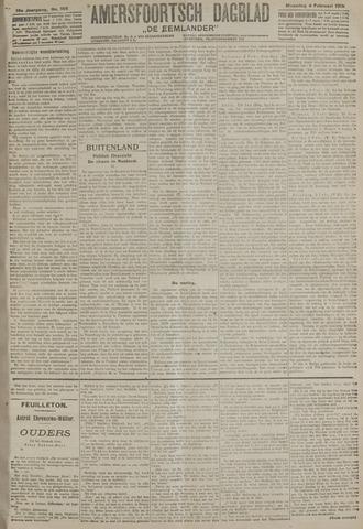 Amersfoortsch Dagblad / De Eemlander 1918-02-04