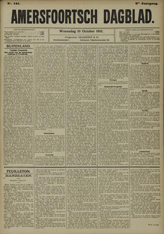 Amersfoortsch Dagblad 1910-10-19