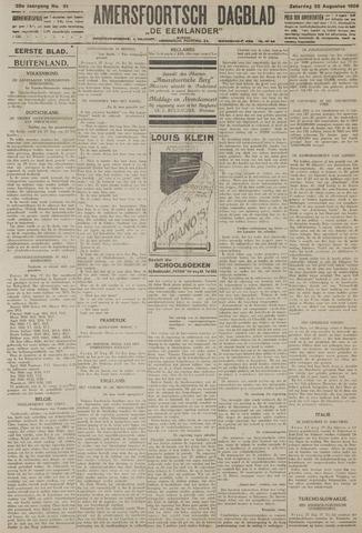 Amersfoortsch Dagblad / De Eemlander 1926-08-28