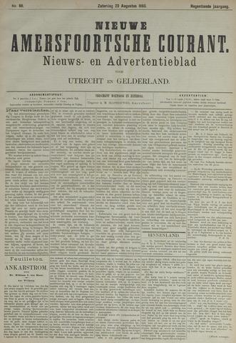 Nieuwe Amersfoortsche Courant 1890-08-23