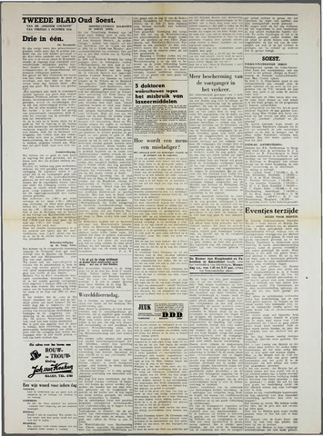Soester Courant 1954-10-01