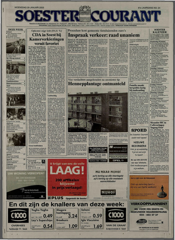 Soester Courant 2003-01-29