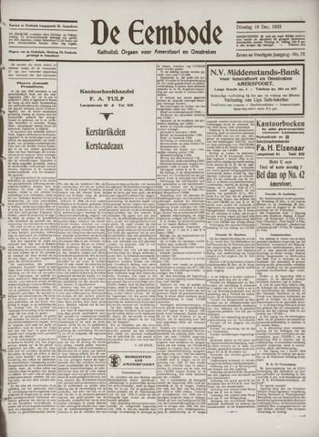 De Eembode 1933-12-19