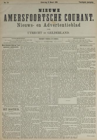 Nieuwe Amersfoortsche Courant 1891-03-21